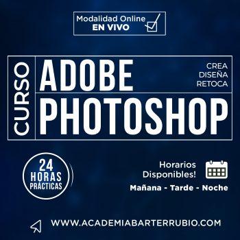 Curso de Creación de Publicidad en Photoshop